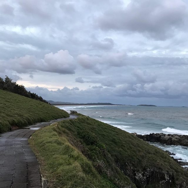 Headland walk wildnature iliveinparadise journey adventure discovery grateful