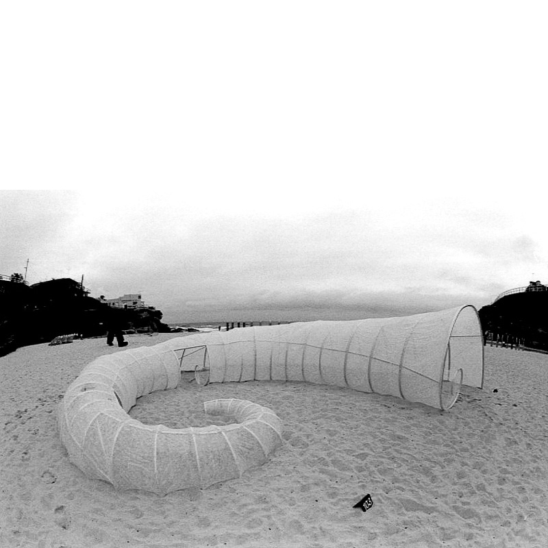 'Vortex' on Tamarama Beach 2006